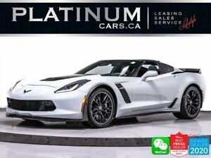 2018 Chevrolet Corvette Z06 ,3LZ, Z07 PKG, CARBON PKG, NAV, CAM