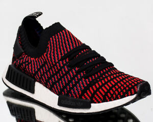 af2364bdc adidas Originals NMD R1 STLT Primeknit PK men lifestyle NEW black ...