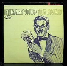 Eddy Howard - Intimately Yours LP VG+ SR-60910 Vinyl 1964 Record
