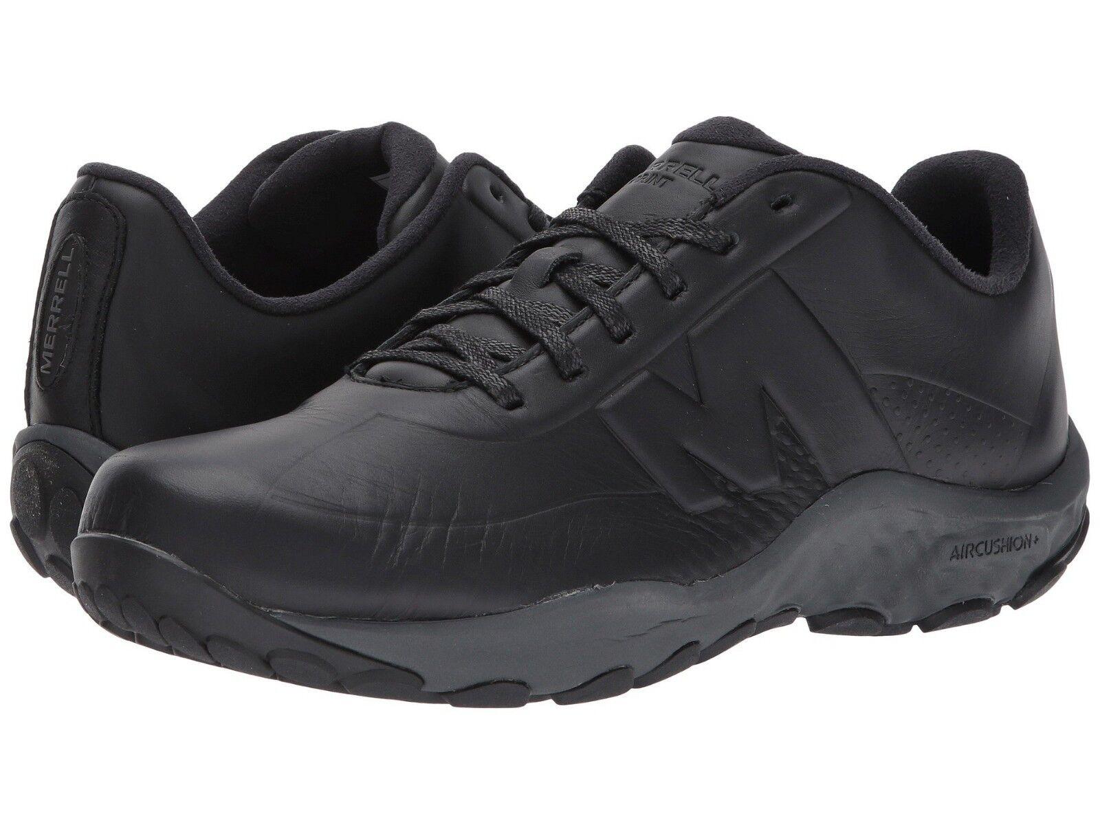 Merrell Uomo scarpe da da da ginnastica Sprint Lace Espresso Leather AC+ scarpe Outdoor nero 11 d248e3