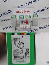 Schneider Electric ZB4 BS834 Not-Aus Taster 088885 ZB4BS834