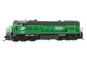 Arnold-Burlington-Northern-GE-U28C-DCC-Ready-5651-N-Scale-Locomotive-HN2316