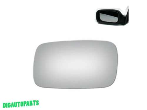 NEW Mirror Glass Replacement For SAAB 9-3//93 900//9000 9-5 Driver Side