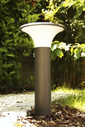 LED Gartenlampe Außenstehleuchte Außenlampe Außenleuchte Sockelleuchte Lampen