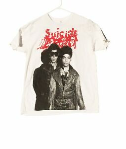 Franc Suicide T-shirt (joy Division/spacemen 3/sonic Youth/alan Vega/punk)-afficher Le Titre D'origine
