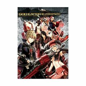 Book-Art-GOD-EATER-5th-ANNIVERSARY