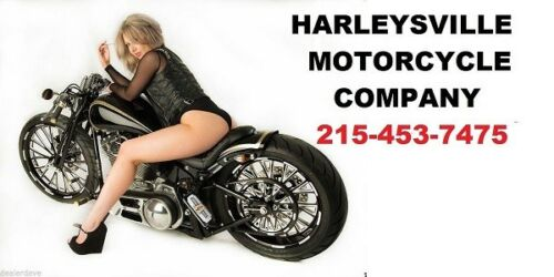 """HD Battery Cables  4 Gauge Straided Copper Pair 14 1//2/"""" /& 13 1//2/"""" Harley Dresser"""