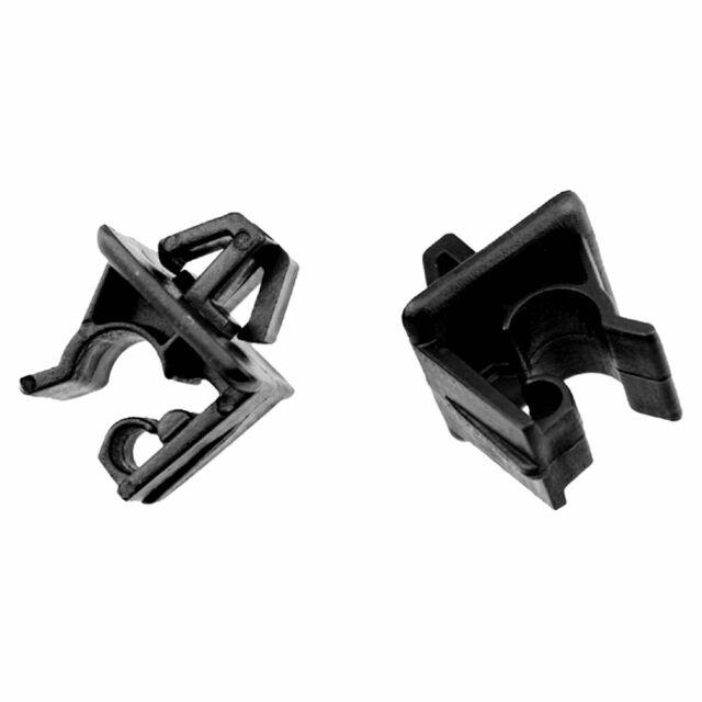 4 Pcs NEW Black Hood Support Rod Clips 8117421010 Fits For Hyundai Kia