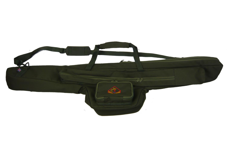 Cotswold Aquarius Two Rod 9ft Stalker sac 45  2 Rod Sleeve vert