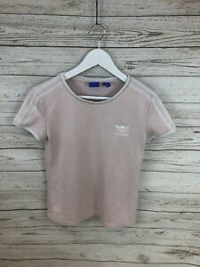 Adidas Condition mujer Camiseta Uk10 Tama Pink Originals Great o para d61wxwqfT