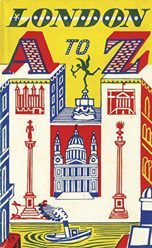 London A Pour Z Par Edward Bawden, John Metcalf, Neuf Livre ,Gratuit & , ( P