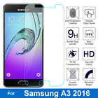 Genuine Tempered Glass Screen Protector For Samsung Galaxy A3 (A310F) 2016