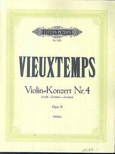Vieuxtemps-Violin-Konzert-Nr-4-d-moll-Opus-31