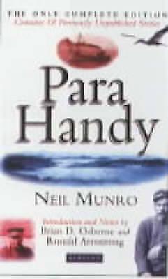 (Good)-Para Handy (Paperback)-Neil Munro-1841582271