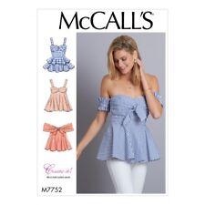 Free UK P/&P McCalls Sewing Pattern 7838 McCalls-7838-M FP