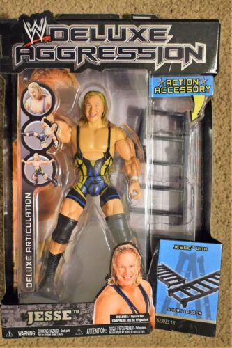 WWE Nia Jax Nikki Bella Undertaker Jesse Festus Deluxe Sheamus Wrestling Figure