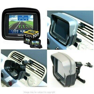 Ajuste fácil coche Air Vent Mount para TomTom Rider Pro satnav