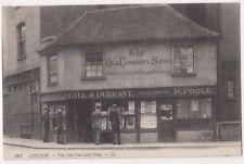 London, The Old Curiosity Shop LL 283 Postcard, B720