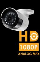 Lorex Lbv-2561u 1080p Hd Bullet Security Camera With Ultra-wide Viewing
