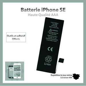 Original Battery 100 New For Iphone Se 5se Tools Offered Ebay