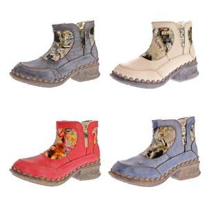 Caricamento dell immagine in corso Tma-Donna-Inverno-Stivaletti -Foderato-Boots-Vera-pelle- b2a6db029bf