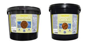 Izumi Profi Mix Koi food Mélange alimentaire de haute qualité 3-6mm - 2kg;   3,5 kg;   15 kg