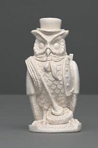 Eule-034-Schornsteinfeger-034-Skulptur-kein-Gips-Dekoration-Deko-Kunst-056