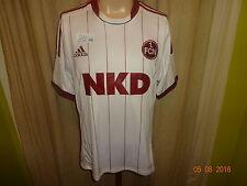 "1.FC Nürnberg Original Adidas Auswärts Trikot 2012/13 ""NKD"" Gr.M Neu"
