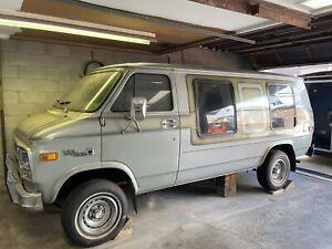 1979 GMC Vandura Customized