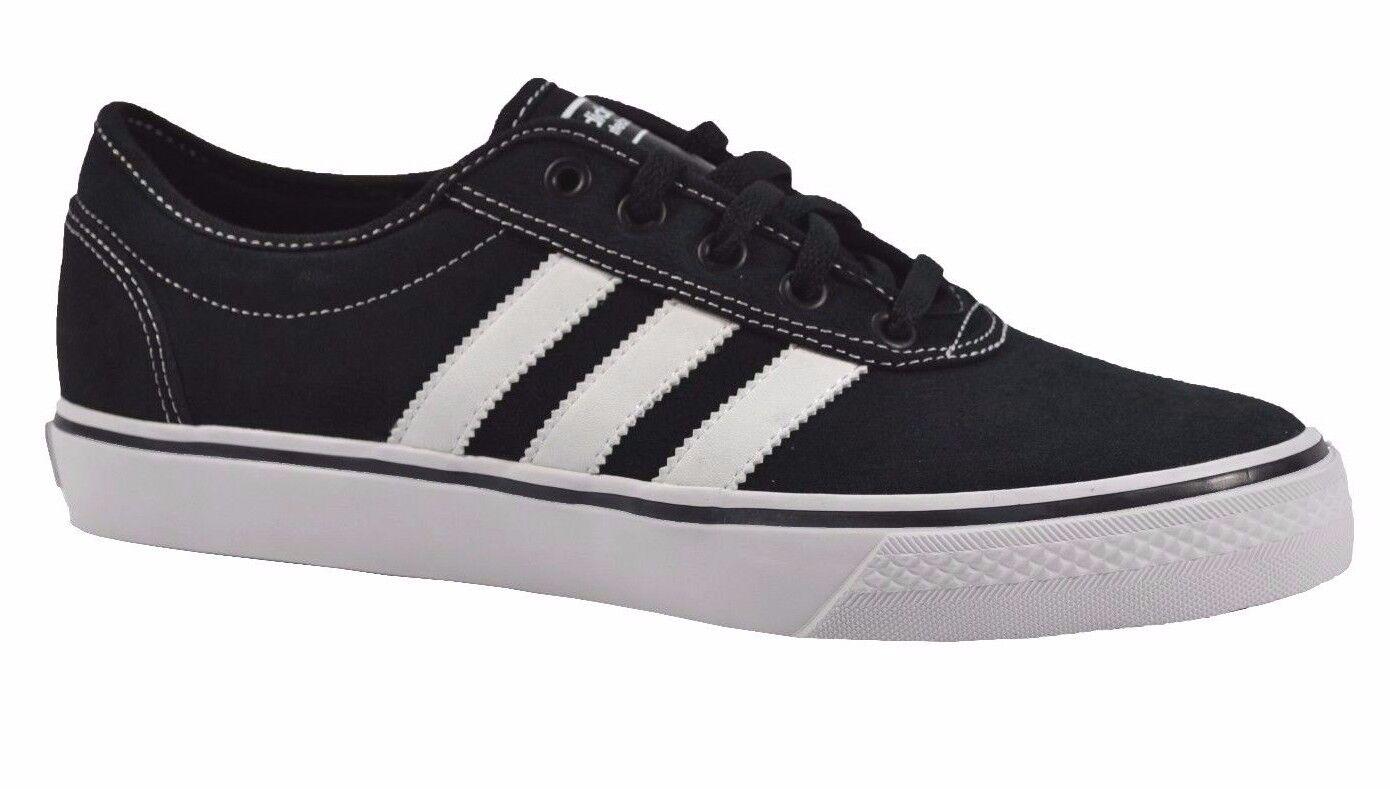 Adidas dga facilità nero correre bianco nero pattinare attualizzato (176), scarpe da uomo | Meraviglioso  | Scolaro/Ragazze Scarpa