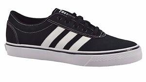 eed2914fe50 Adidas ADI EASE Black Running White Black Skate Discounted (176 ...