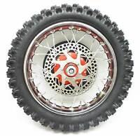 Sx500 Rear Wheel W/ Red Hub Complete