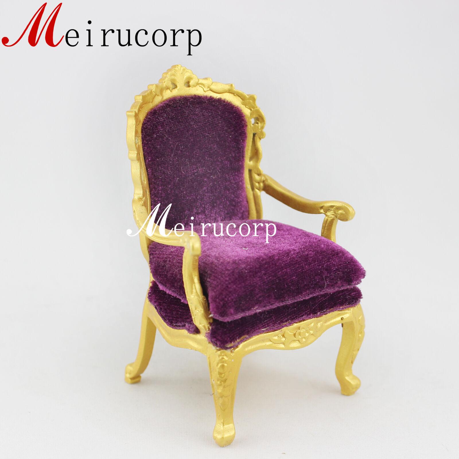 Dollhouse Miniature JBM Chair Regency Dressing or Side 1:12 Scale Furniture