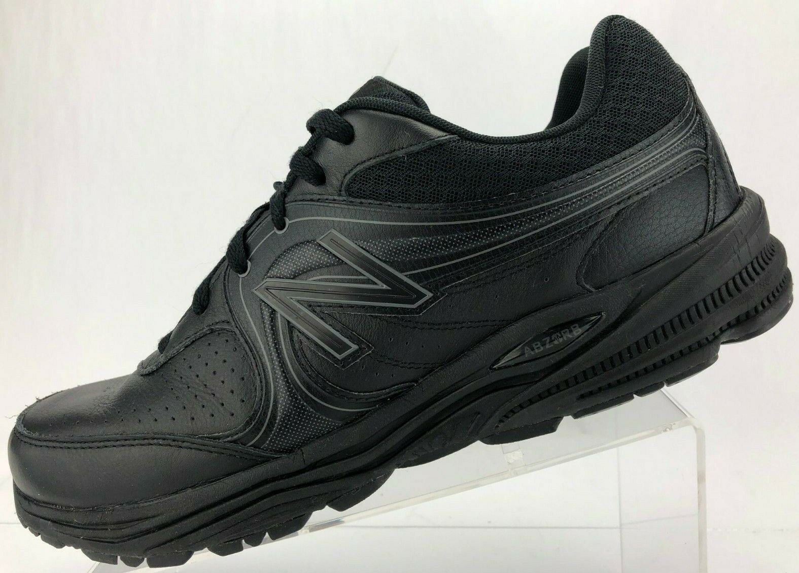 Zapatos Para Caminar Negro 840v2 New Balance Fitness Entrenamiento cómodos Tenis Para Hombre 12.5 D
