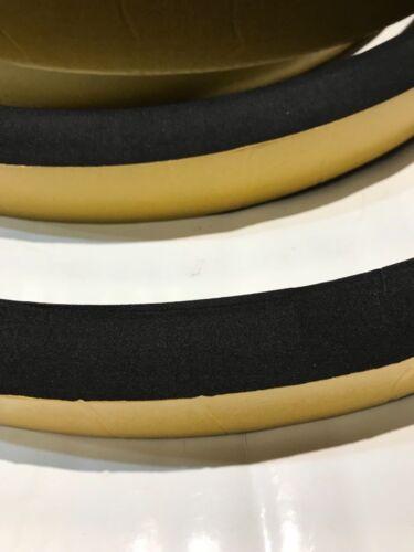 "Marine Neoprene Seal Hatch Tape 1"" x 1"" Black per metre"