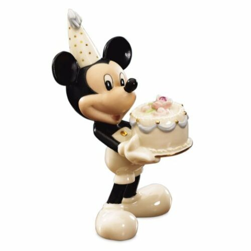 Lenox Birthstone Mickey June Figurine