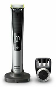 Philips Norelco Oneblade QP6520/70 Pro Hybrid Electric Trimmer and Shaver NEW