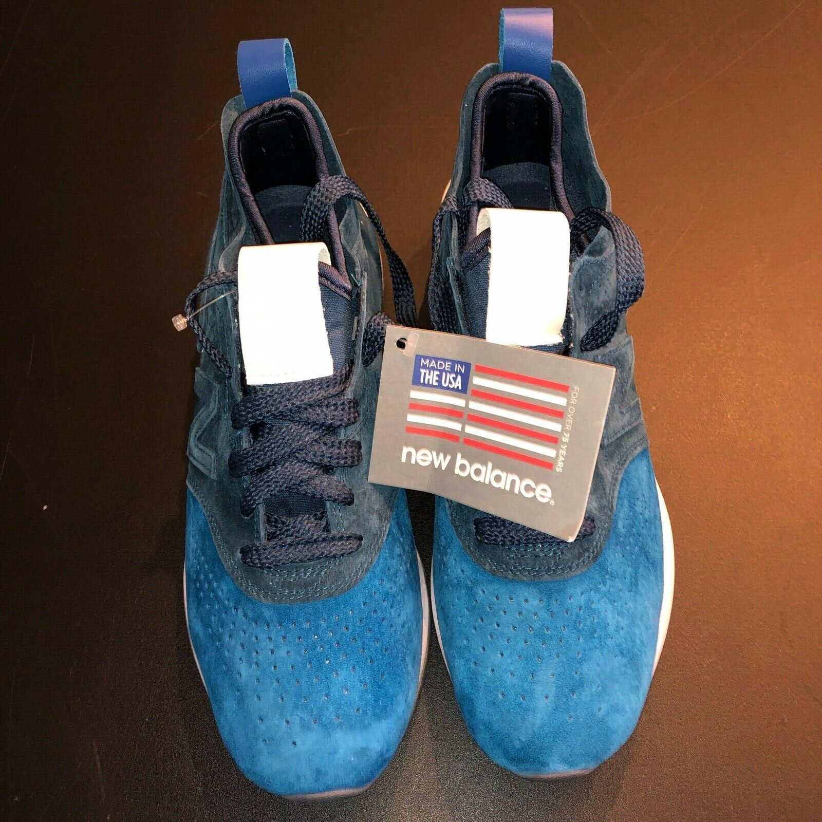 NEW BALANCE MEN'S M997DU2  SUEDE MADE IN USA SIZE  11.5