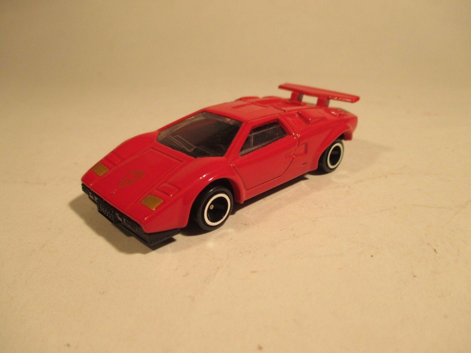 Tomica Tomy Lamborghini Countach LP500S 1 61 MIB
