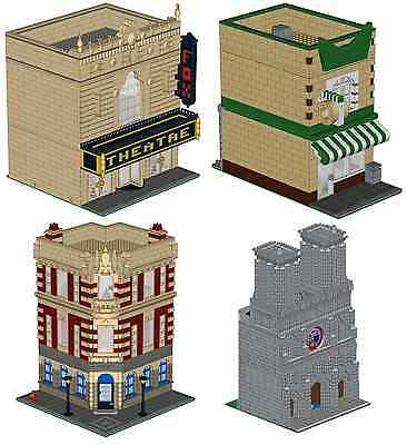 LEGO City Building Pack Custom Instructions USB Flash Drive
