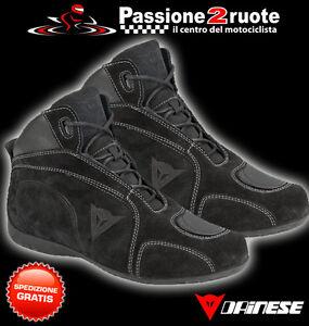 Scarpe Dainese Vera Cruz Nero Moto Shoes