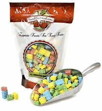 SweetGourmet Concord Candy Blox Candy (Build'Em & Eat'Em), 2 Lb FREE SHIPPING!