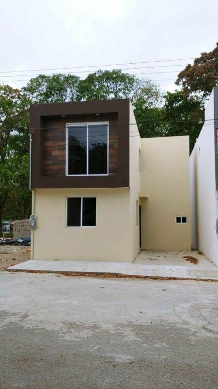 En excelente ubicación Casa de 2 recámaras, colonia Vicente Guerrero en Cd. Madero.