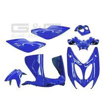 TNT Verkleidungsset Verkleidung blau 7 Verkleidungsteile MBK Nitro Yamaha Aerox
