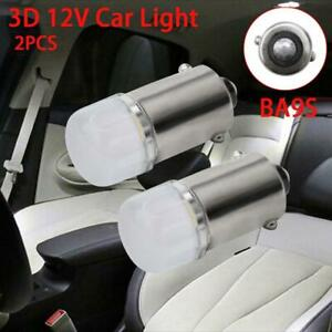 2Pcs-New-Super-Bright-12V-Car-Led-Light-Ceramic-COB-LED-Light-Bulbs-BA9S-T4W