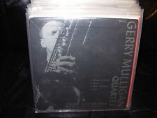 "GERRY MULLIGAN / CHET BAKER quartet 2 ( jazz ) 7""/45 picture sleeve ep"