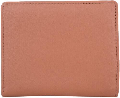 Femmes//Femmes Petit Cuir Souple Sac à main avec carte de crédit Slots