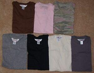 1-New-Women-039-s-Aeropostale-Short-Sleeve-Tee-T-Shirt-Size-XS