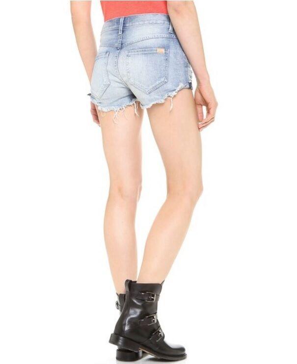 Wildfox Couture Celebrity Michelle Secret High Waist Shorts Super Hot Jeans