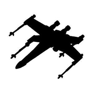 X-wing-Star-Wars-Sticker-Vinyl-Decal-window-laptop-jeep-truck-iphone-Oracal-JDM
